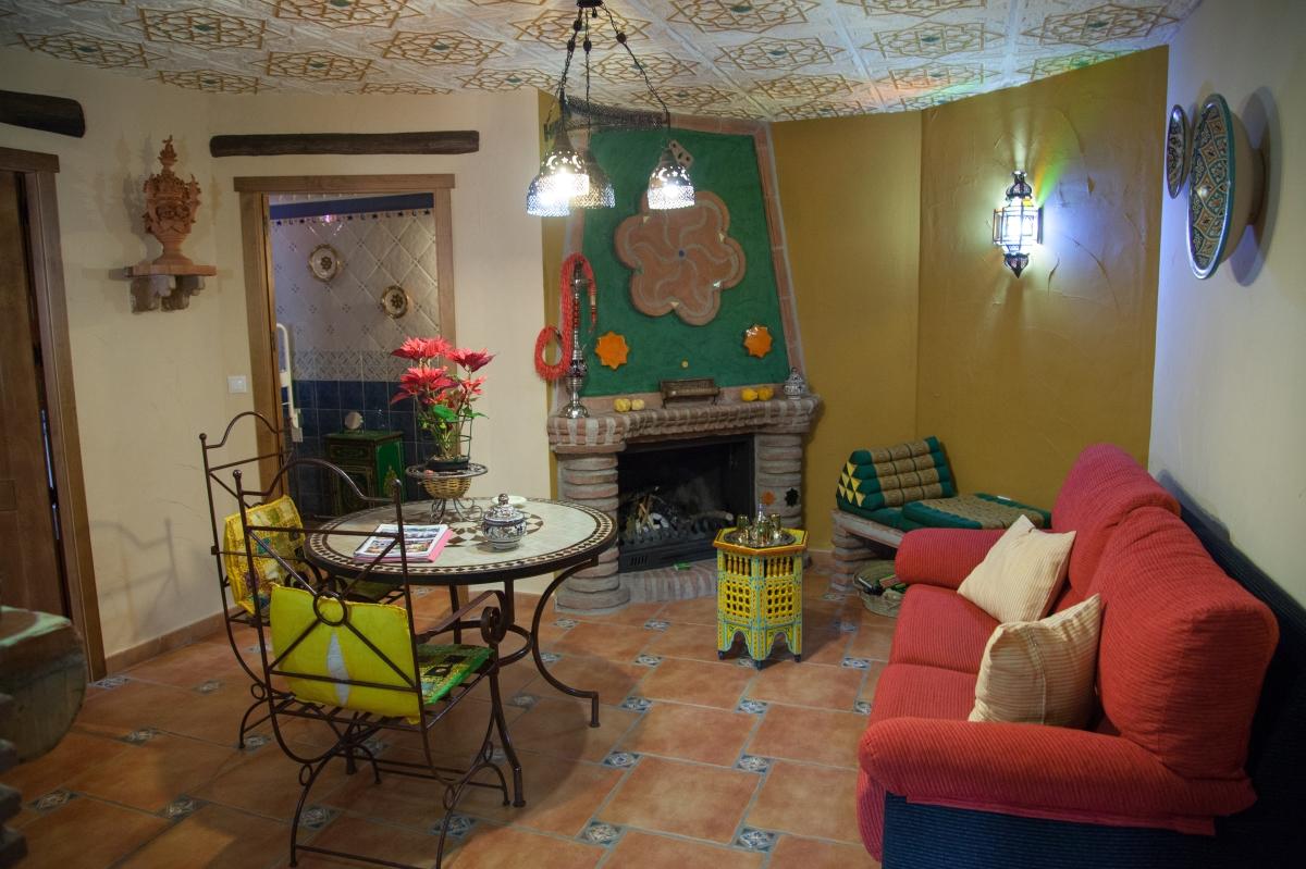 Casa al andalus casas cueva y casas rurales en cazorla - Alquiler casa rural cazorla ...