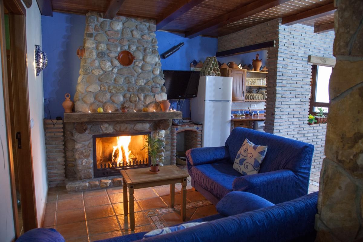Casa la romana casas cueva y casas rurales en cazorla - Alquiler casa rural cazorla ...