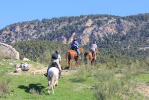 Ruta 2 - Rutas a caballo Casas cueva cazorla