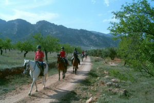 Rutas a caballo Casas Cueva Cazorla