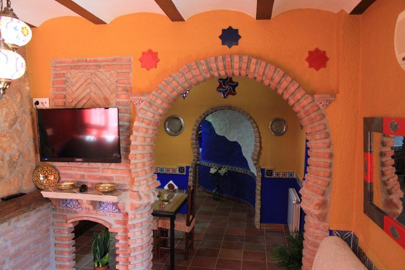 casa rural en semana santa en cazorla, casas cueva en hinojares
