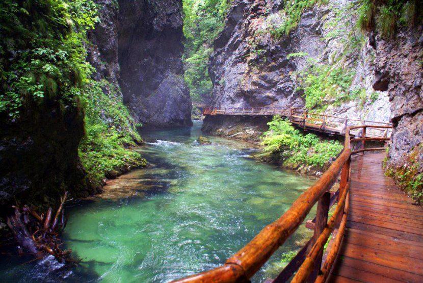 Ruta de Senderismo en Cazorla, Río Borosa